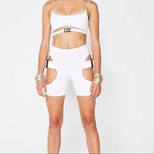 Lipt the label shorts